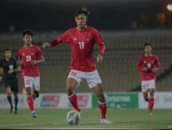 Hanis dan Witan Onfire, Timnas Indonesia Taklukkan Nepal 2-0