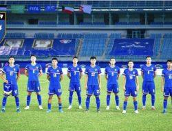 Lawan Timnas Indonesia, Skuat Chines Taipei Bawa 18 Pemain Termasuk Pelajar SMA