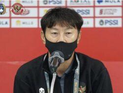 Shin Tae yong Ungkap Laga Lawan Taiwan Merupakan Pertama Kali Pilih Pemain Sendiri