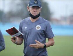 Kalahkan Taiwan, Shin Tae yong: Era Sepak Bola Indonesia Baru Dimulai
