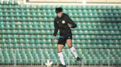 Come Back, Alfreandra Dewangga Ingin Bawa Timnas U-23 Lolos Piala Asia