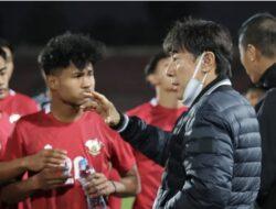 Rekor Apik Shin Tae-yong vs Australia U-23, Tak Pernah Kalah